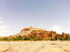 Ait Benhaddou #flickr #photo #iphoneography #morocco
