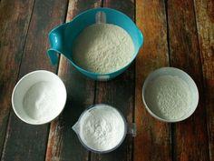 mieszanka mąki bezglutenowej