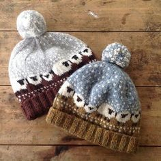 "Child Knitting Patterns ""Baa-ble Hat"" ~ knit sample by Donna Smith for Shetland Wool Week 2015 Baby Knitting Patterns, Knitting For Kids, Knitting Yarn, Free Knitting, Knitting Projects, Crochet Projects, Crochet Patterns, Knitting Tutorials, Finger Knitting"