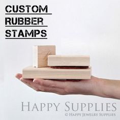 How to get my own custom stamp?