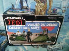Star Wars Voiler Du Desert Vintage Kenner 1983 NIB by AlwaysPlanBVintage on Etsy