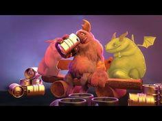 ▶ El Gran Cumpleaños / Big Game (Cortometraje Animado 3D) HD - YouTube