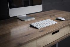 The Evolve Modern Adjustable Standing Desk by RocketMission