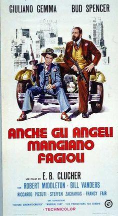 Anche gli angeli mangiano fagioli (1973) | FilmTV.it