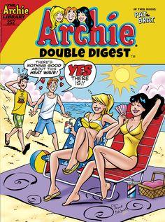 Archie Double Digest 252 , Archie Comic Publications https://www.pinterest.com/citygirlpideas/archie-comics/