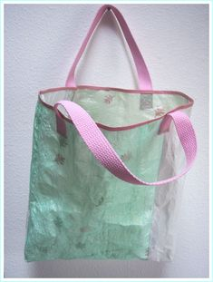 Tutorial for Fused Plastic Bag