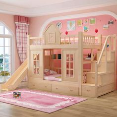 Little Girl Rooms, Little Girls, House Made, Dream Bedroom, Diy And Crafts, Kids Room, Toddler Bed, Bedroom Decor, Scale