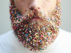 These Best Friends Turn Dirty Beards Into Beautiful Art