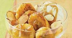 Bubbly Brown-Sugar Bananas
