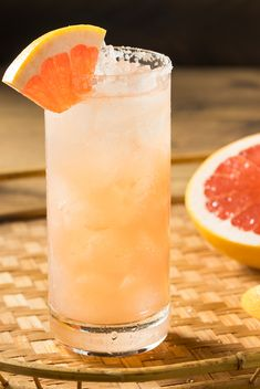 While many people think of the margarita when they think of tequila cocktails, the refreshing paloma is actually the favorite in Mexico!