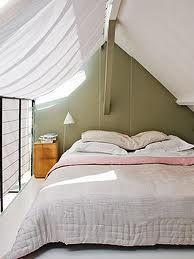 Méchant Design // 30 sqm flat  in Paris converted into a duplex....