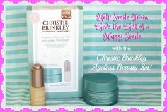 Christie Brinkley Anti-Aging Treatment Ageless Beauty Set! Prime Beauty Blog
