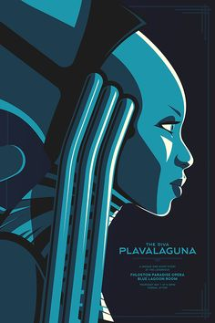 """The Diva Plavalaguna by Fabled Creative / DeviantArt / Facebook / Twitter / Tumblr / Instagram / Store 13"""" x 19"""", 16"""" x 24"""" & 24"""" x 36"""" print on semi-gloss, 100lb or higher, cover stock paper...."""