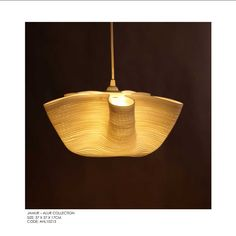 Jamur Pendant Lamp