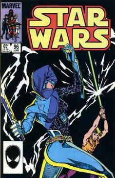 Marvel Star Wars Issue 96