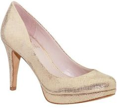 Vince Camuto Zella | adore these shoes! The only heels I've ever felt stable walking in!