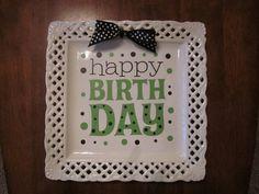 """Happy Birthday"" http://Robynb.uppercaseliving.net"