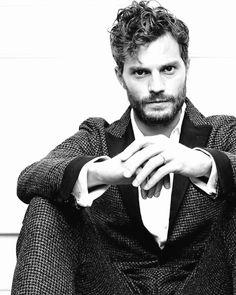Jamie Dornan, Men's Fashion, Actor, Male Model, Good Looking, Beautiful Man, Guy, Handsome, Cute, Hot, Sexy, Eye Candy, Beard (50 Shades Of Grey, 50 Shades Darker) ジェイミー・ドーナン メンズファッション 俳優 男性モデル