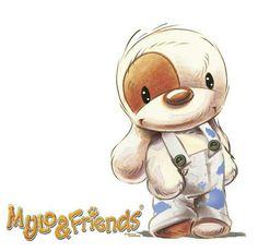 Mylo and Friends ♡ Mylo