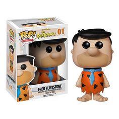 Flintstones Fred Flinstone Pop! Vinyl Figure