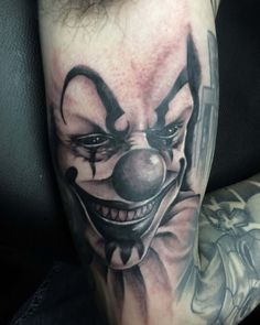 Tatuagens de Palhações +88 Fotos! Badass Drawings, Tattoo Drawings, I Tattoo, Love Tattoos, Tattoos For Guys, Tatoos, Tattoo Perna, Sparrow Tattoo Design, Tattoo Samples