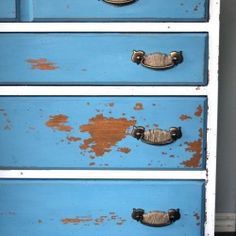 TIPS & TRICKS | chipping gone bad | Miss Mustard Seeds Milk Paint