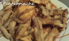 Pintxopinche. La cocina sin gluten: BOQUERONES VICTORIANOS FRITOS SIN GLUTEN
