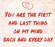 I still think that you are my favorite thought.  ;-)