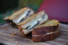 Check out this delicious recipe for The Ultimate Truffle Cheese Toastie from Weber—the world's number one authority in grilling. Truffle Cheese, Truffle Oil, Weber Q Recipes, Gruyere Cheese, Most Delicious Recipe, Rye Bread, Slice Of Bread, Vegetarian Cheese, Light Recipes