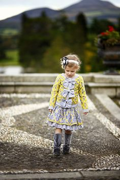 Violette Field Threads+My Little Jules Giveaway and Photo Shoot