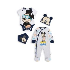Disney Baby Clothes, Newborn Boy Clothes, Trendy Baby Clothes, Newborn Outfits, Baby Disney, Cute Outfits For Kids, Toddler Outfits, Baby Boy Outfits, Fashion Kids