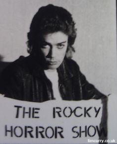 Tim Curry Rocky Horror Show