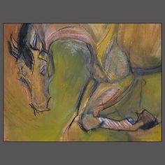 HORSE ART by Peggy Zask