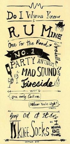 Arctic Monkeysssss :D