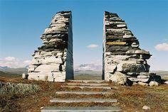 File:Dovrefjell-National Park Monument.JPG