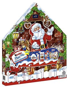 Kinder Maxi Mix Adventskalender, 1er Pack (1 x 351 g): Amazon.de: Lebensmittel & Getränke