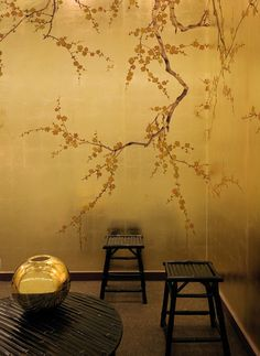 Outstanding Oriental Chinese Interior Design Asian Inspired Living Room Home Decor www.interactchina… The post Oriental Chinese Interior Design Asian Inspired Living Room Home Decor www.inter… appeared first on Etty Hair Saloon . De Gournay Wallpaper, Silk Wallpaper, Room Wallpaper, Wallpaper With Gold, Painted Wallpaper, Botanical Wallpaper, Luxury Wallpaper, Beautiful Wallpaper, Asian Interior