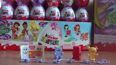 SUBSCRIBE  KINDER Toys FF114