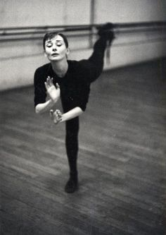 Audrey Hepburn by Walter Carone