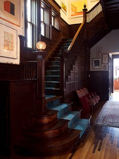 Grand Staircase, Stairs, Clinton Hill, Family Room, Mansions, Living Room, Live, Interior, Dress