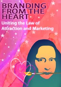Banner Design for Branding from the Heart by Julia Stege of Magical-Marketing.com