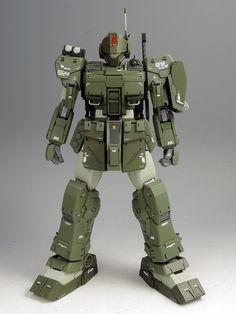 Gundam GM Spartan