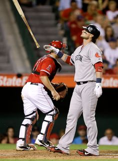 Anaheimlich Maneuver    Stripped-Down Sox Are Left Toast. Halos Sweep.  Anaheim 5, Boston 2 | Shell of Sox Drop 8 of 11   Second-Tier Sox Just the Cure for What Ailed Zack Greinke   First Time in History Sox Swept in Season Series of 6 Games or More   Crazier Things Have Happened Than Having James Loney Catch Fire in September   At Least Valentine Doesn't Look Defeated or Resigned to the Fact That He's Gone   No Truth to Rumor That Sox Will Interview Clint Eastwood to Replace Valentine