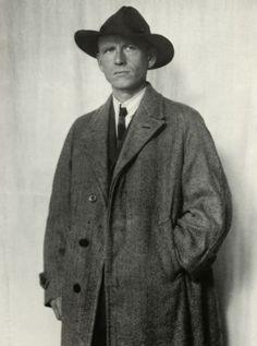 August Sander, Otto Dix, Unpublished, Cologne, 1907
