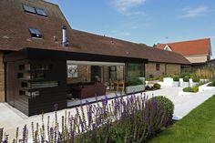 barn & conservatory
