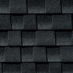 GAF Timberline HD 33.33-sq ft Charcoal Laminated Architectural Roof Shingles