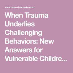 When Trauma Underlies Challenging >> 65 Best Trauma Images In 2019 Trauma Social Work Trauma Therapy
