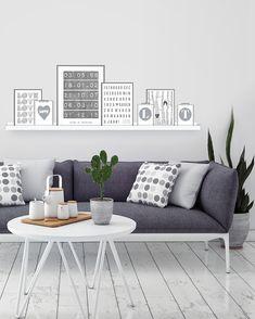 Huwelijk Jubileum Poster - Gepersonaliseerde poster met eigen tekst zelf maken bij Printcandy Dining Bench, Love Seat, Couch, Interior, Poster, Furniture, Home Decor, Gifts, Settee