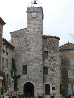 Tourrettes-sur-Loup, France (Marzo)
