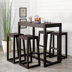 Alto Bar Table modern bar tables